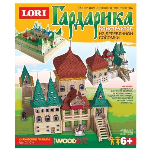 Купить Сборная модель LORI Гардарика Княжеские палаты (Сп-014), Сборные модели