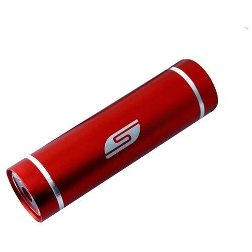 Ручной фонарь SOLARIS T-5 красный фонарь светодиодный solaris f 30v велосипедный с комплектацией