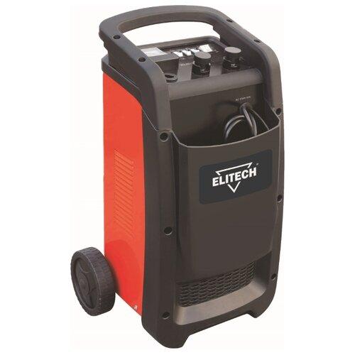 Пуско-зарядное устройство ELITECH УПЗ 400/240 черно-красный пуско зарядное устройство elitech упз 400 240