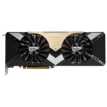 Видеокарта Palit GeForce RTX 2080 Ti 1350MHz PCI-E 3.0 11264MB 14000 МГц 352 bit HDMI HDCP Dual