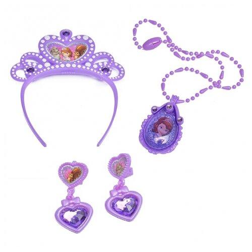 Набор украшений JAKKS Pacific фиолетовый