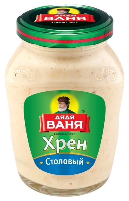Хрен Дядя Ваня Столовый, 140 г