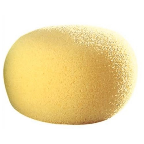 Губка Bebe confort натуральная круглой формы желтый фото