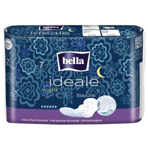 Bella прокладки Ideale Ultra Night 7 шт. цена 2017