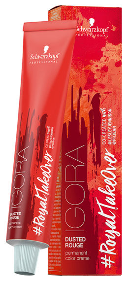 Schwarzkopf Professional Igora Royal Take Over крем-краситель для волос Dusted Rouge, 60 мл