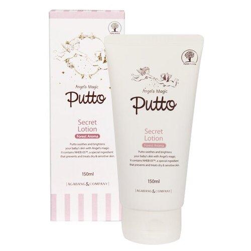 Putto Secret Лосьон для тела увлажняющий, защитный с лесным ароматом 150 млУход за кожей<br>
