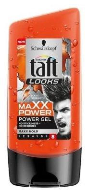Taft Looks гель для волос Maxx Power Gel