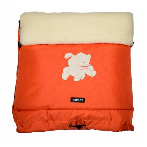Конверт-мешок Womar Multi Arctic в коляску 83 см 2 оранжевый конверт мешок womar multi arctic в коляску 83 см 11 графитовый