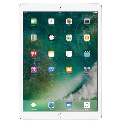 Планшет Apple iPad Pro 12.9 (2017) 64Gb Wi-Fi + Cellular silver apple ipad pro 10 5 wi fi 64gb gold