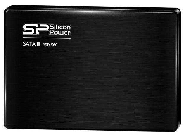 Твердотельный накопитель Silicon Power Slim S60 240GB