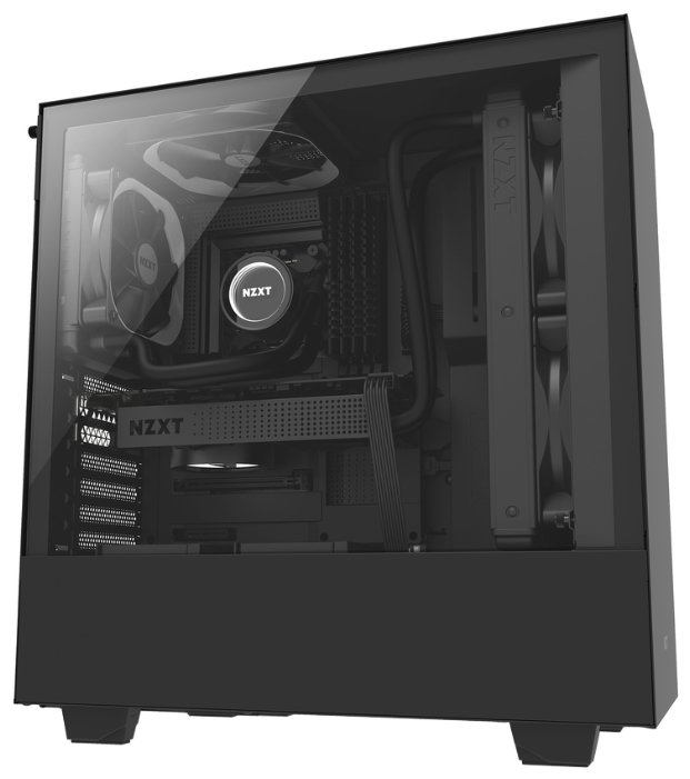 NZXT Компьютерный корпус NZXT H500 Black