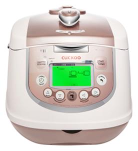 Мультиварка Cuckoo CMC-HE1055F розовый/белый