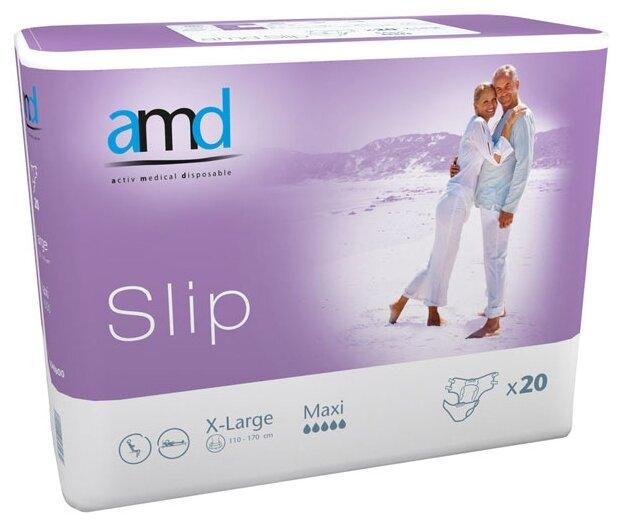 Подгузники для взрослых AMD Slip MAXI