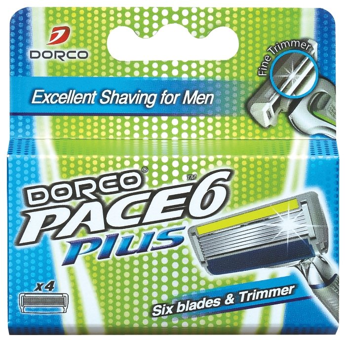 Сменные кассеты Dorco Pace 6 Plus — купить и выбрать из более, чем 3 предложений по выгодной цене на Яндекс.Маркете