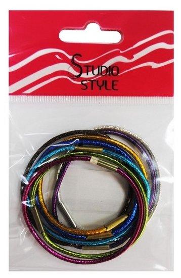 Резинка Studio Style 45600-4321 8 шт.