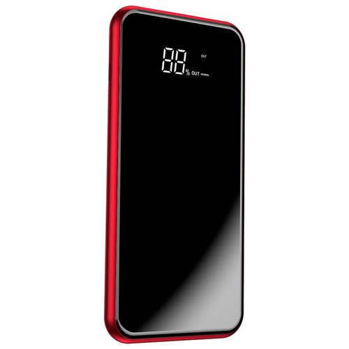 Аккумулятор Baseus Wireless Charger Power Bank 8000mah красный
