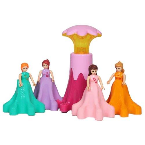 Купить Интерактивная развивающая игрушка Baby Care Принцессы (BC1006) разноцветный, Развивающие игрушки