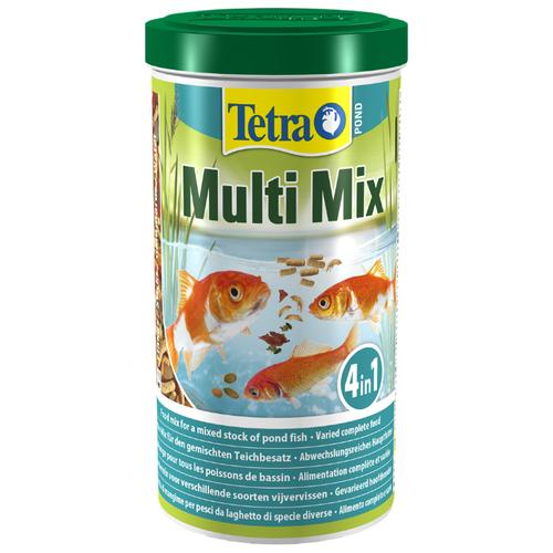 Сухой корм для рыб Tetra Pond Multi Mix 1000 мл