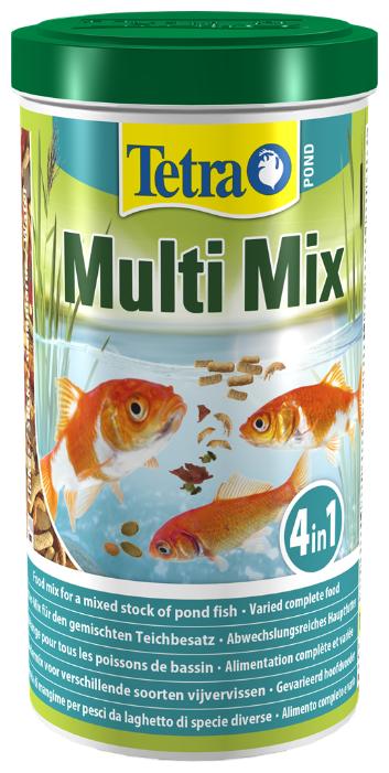 Сухой корм Tetra Pond Multi Mix для рыб