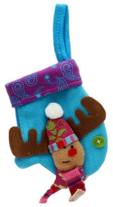 Елочная игрушка Феникс Present Варежка (25328)