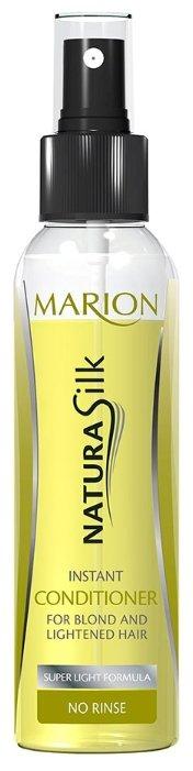 MARION NATURA SILK Мгновенный кондиционер для осветленных и блонд волос