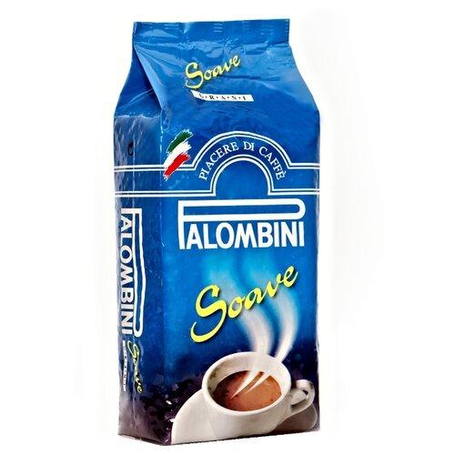 Кофе в зернах Palombini Soave, смесь арабики и робусты, 1 кгКофе в зернах<br>