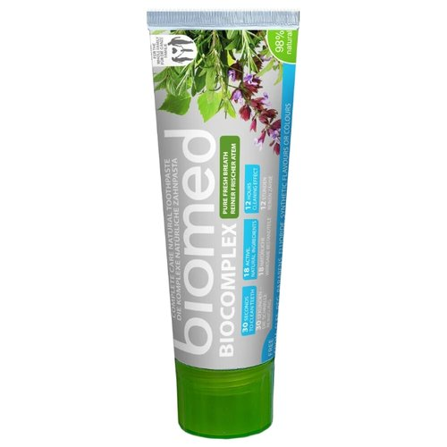 Зубная паста Biomed Biocomplex, 100 г крем 3x15 мл biomed
