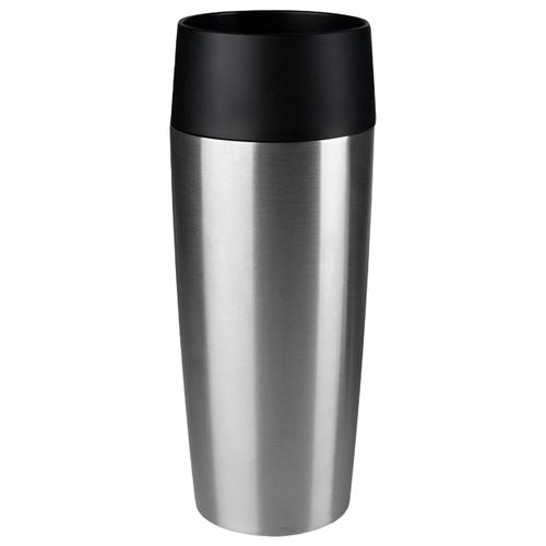 Фото - Термокружка EMSA Travel Mug Stainless Steel, 0.36 л стальной термокружка emsa travel mug grande 0 5 л красный