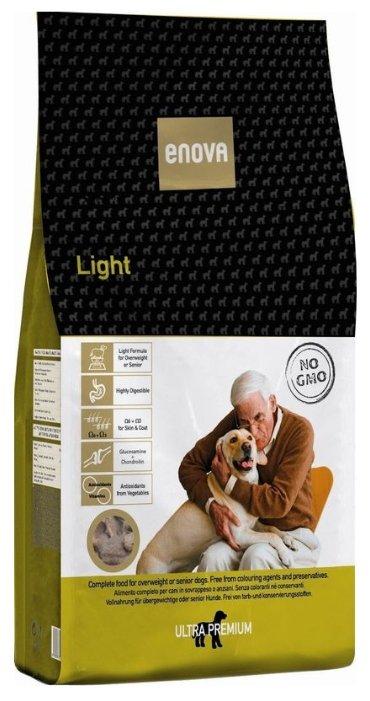 Корм для собак ENOVA Adult Light