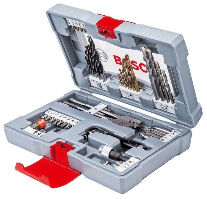 Набор инструментов BOSCH Premium X-Line 49 (2608P00233)