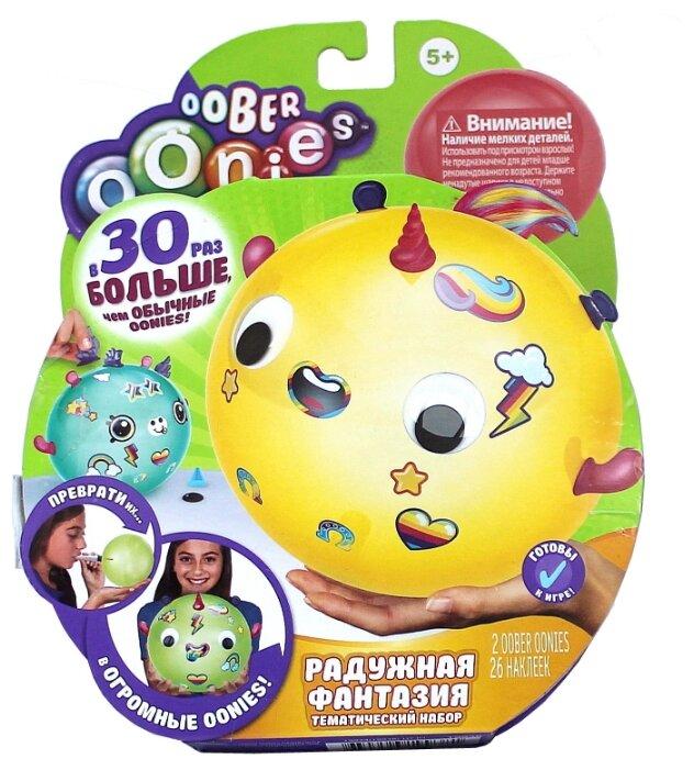 Игровой набор Moose Oober Oonies - Радужная фантазия 19938