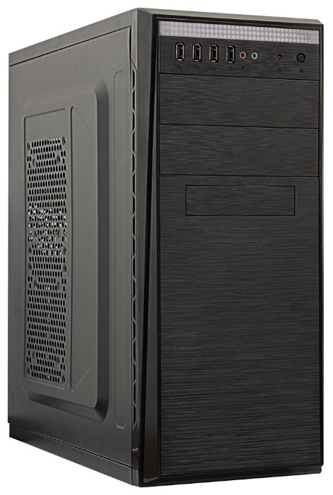 Winard Компьютерный корпус Winard 3065S w/o PSU Black