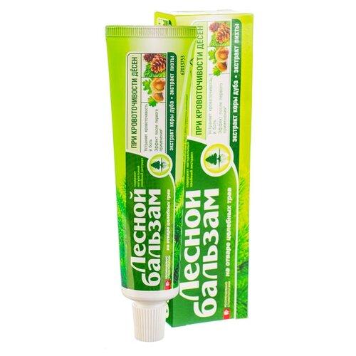 Купить Зубная паста Лесной бальзам При кровоточивости десен, 50 мл