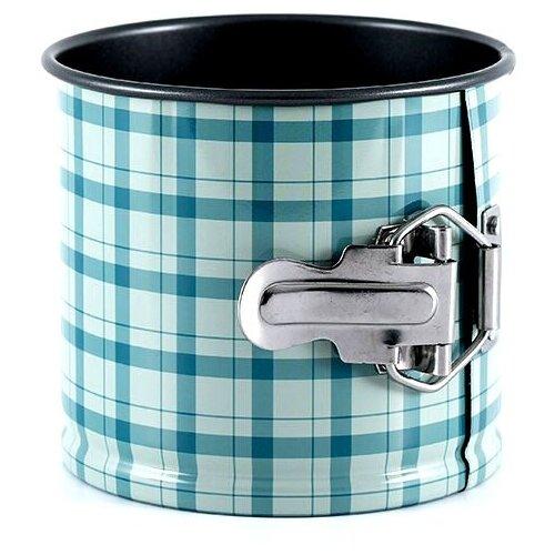 Фото - Форма для выпечки стальная GIPFEL Oxford 1900 (12х10 см) форма для выпечки стальная gipfel merigold 2513 27х4 5 см
