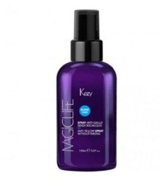 KEZY Magic Life Спрей для волос против желтизны несмываемый с протеинами