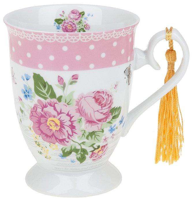 Best Home Porcelain Кружка с кисточкой