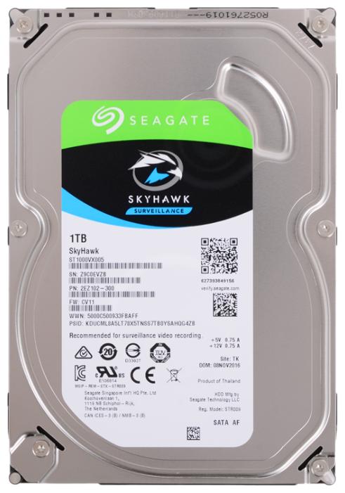 Жесткий диск Seagate ST1000VX005