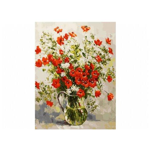 Белоснежка Картина по номерам Букет в кувшине 30х40 см (111-AS) белоснежка картина по номерам отражения солнца 30х40 см 264 as
