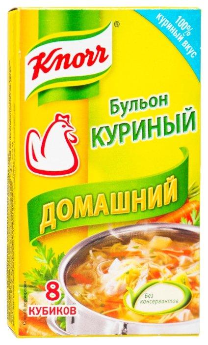 Knorr Бульонный кубик Бульон куриный домашний (8 шт.)