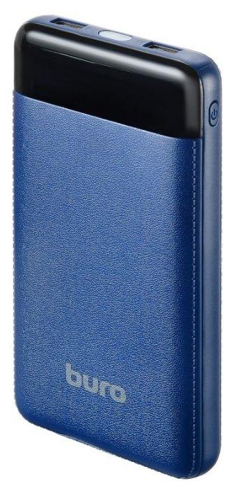 Мобильный аккумулятор Buro RC-21000-DB Li-Ion 21000mAh 2.1A темно-синий 2xUSB