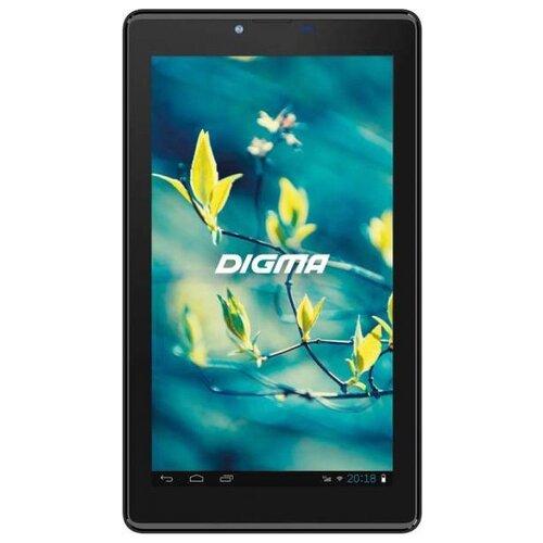 Планшет DIGMA Plane 7580S 4G черный графический планшет digma magic pad 100 white mp100w
