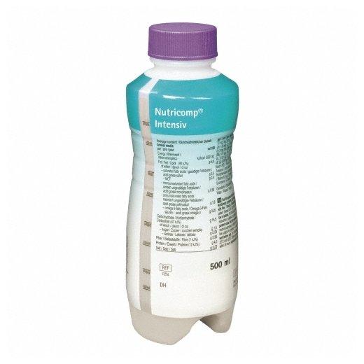 Нутрикомп Интенсив ликвид (бутылка) готовое к употреблению 500 мл