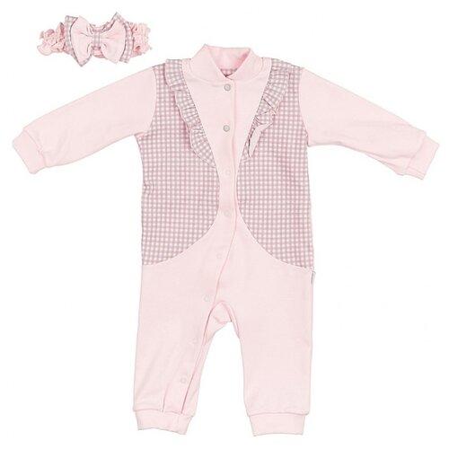 Купить Комплект одежды LEO размер 74, розовый, Комплекты