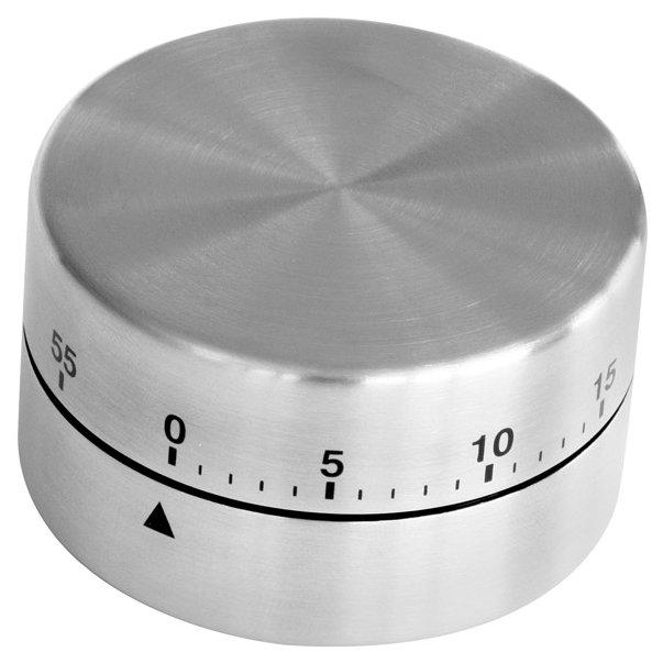 Таймер Fackelmann цилиндрический Zenker, нержавеющая сталь (41936)