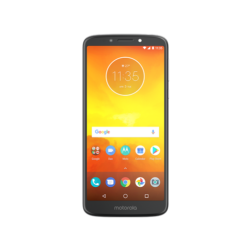 Смартфон Motorola Moto E5 16GB платина смартфон