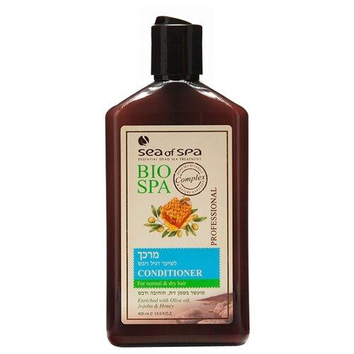 цена на Sea of Spa кондиционер Bio Spa Professional для нормальных и сухих волос, 400 мл