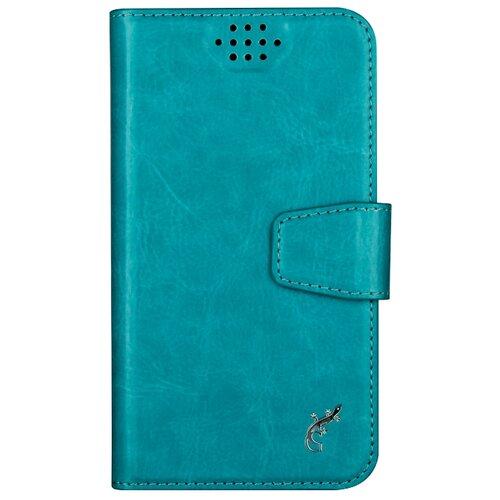 Чехол универсальный G-Case Slim Premium (GG-759/GG-760/GG-761/GG-762/GG-763/GG-764/GG-765/GG-766/GG-767/GG-768) голубой gucci кожаный кошелек gg marmont