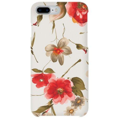 цена Чехол Mitya Veselkov IP7PLUS.MITYA-001 для Apple iPhone 7 Plus/iPhone 8 Plus акварель онлайн в 2017 году