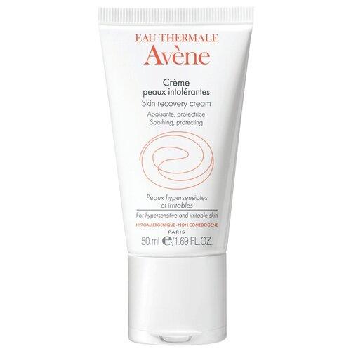 AVENE Skin Recovery Cream Восстанавливающий крем для лица для сверхчувствительной кожи, 50 мл avene для жирной кожи