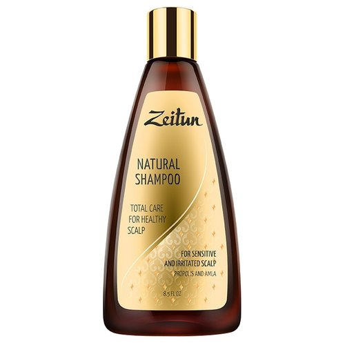 Zeitun шампунь Natural Total Care For Healthy Scalp 250 мл